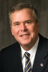 Governor Jeb Bush, Chairman of the Foundation for Excellence in Education. (Photo from Foundation website)