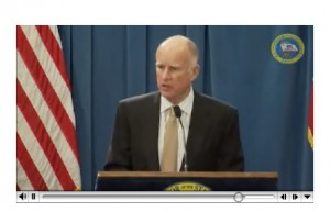 Gov. Brown presents 2012-13 budget in Sacramento